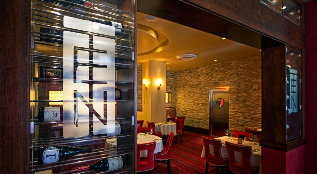 Ten At The Northern Hotel The Northerns Fine Dining Restaurant